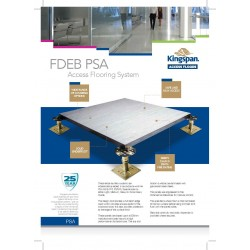 Free Delivery On All Kingspan Raised Access Floor Panels