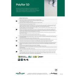 BE3V - Polyflor Faxten - Permaflor - 16.33 - BE3V - Polyflor Faxten - BSEN Medium Duty 31mm  x 600mm x 600mm Panel